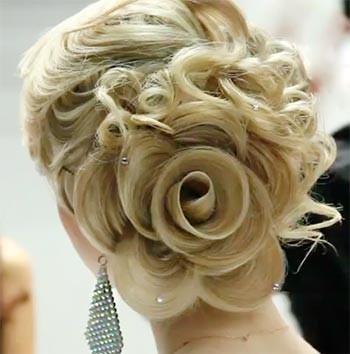 Wedding Hairstyles - Hair #1698475 - Weddbook