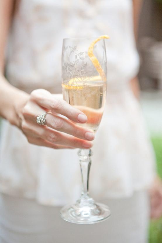Свадьба - Коктейли и напитки