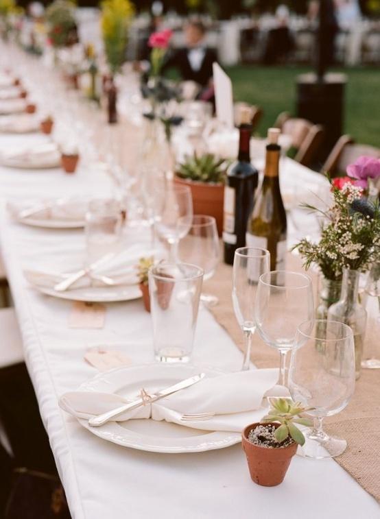Düğün - Tablescapes