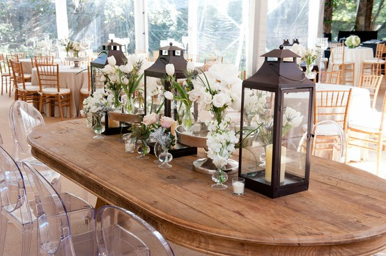 Wedding - Tablescapes