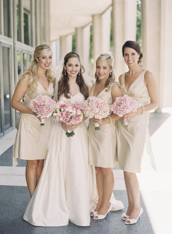 Hochzeit - Bridesmaids