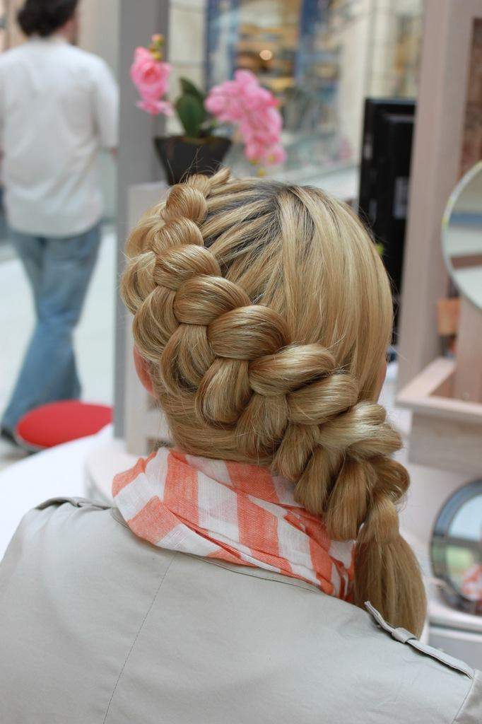Side Braid Wedding Hairstyles For Long Hair 1910203