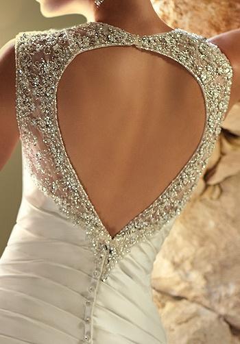 Ella bridals heart shaped back wedding dress 1911448 for Heart shaped wedding dress