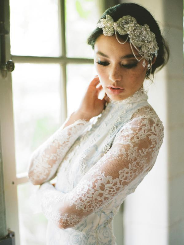 Hochzeit - SO PRETTY BEADED HEADBAND