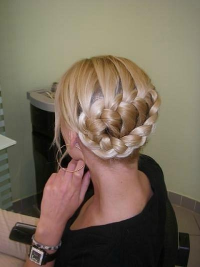 زفاف - Hair2