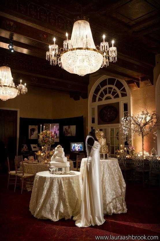 Hochzeit - Dekor