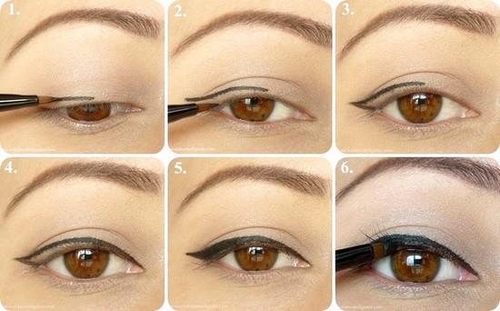 Simply Natural Bride Eye Makeup Tips ♥ Apply Perfect Easy ...
