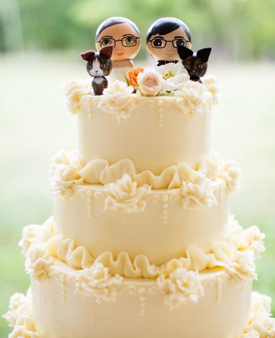 Wedding Cakes - Wedding Cake Ideas #1919774 - Weddbook