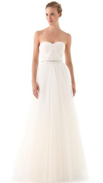 Свадьба - свадебное платье.