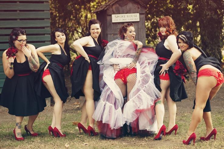 Delightful Rockabilly U0026 Vintage Outdoor Wedding Ideas