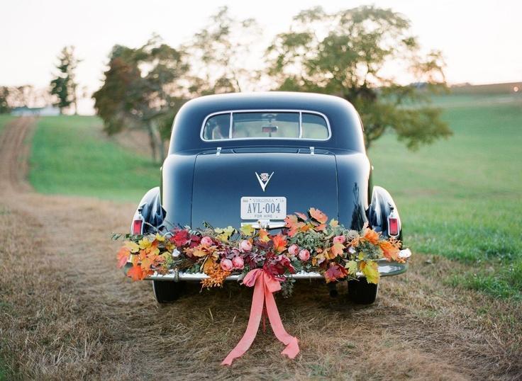 Wedding - Sweet Ride