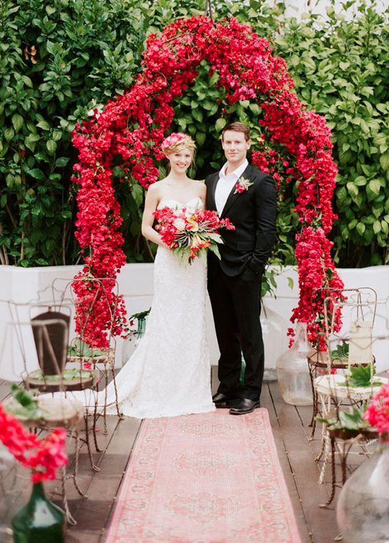 Hochzeit - Hochzeiten {Ceremony Decor}