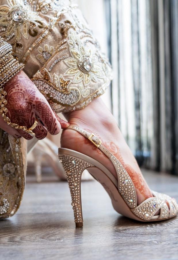 زفاف - زفاف الشمبانيا