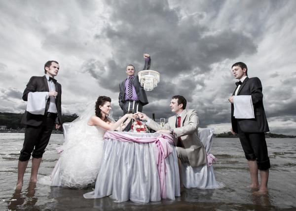 زفاف - صور إبداعية