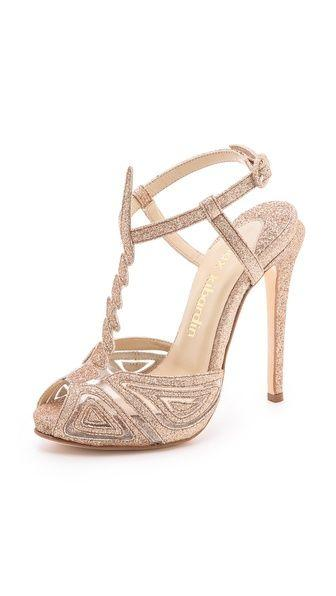 Gold Wedding - Gold Footwear #1974034 - Weddbook