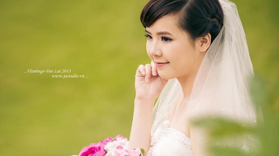 Wedding - Ảnh cưới Flamingo Đại Lải (JA Studio - 11E Thụy Khuê )