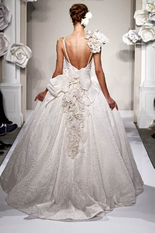 Elegance Of   Wedding Dresses : Dress epitome of elegance weddbook