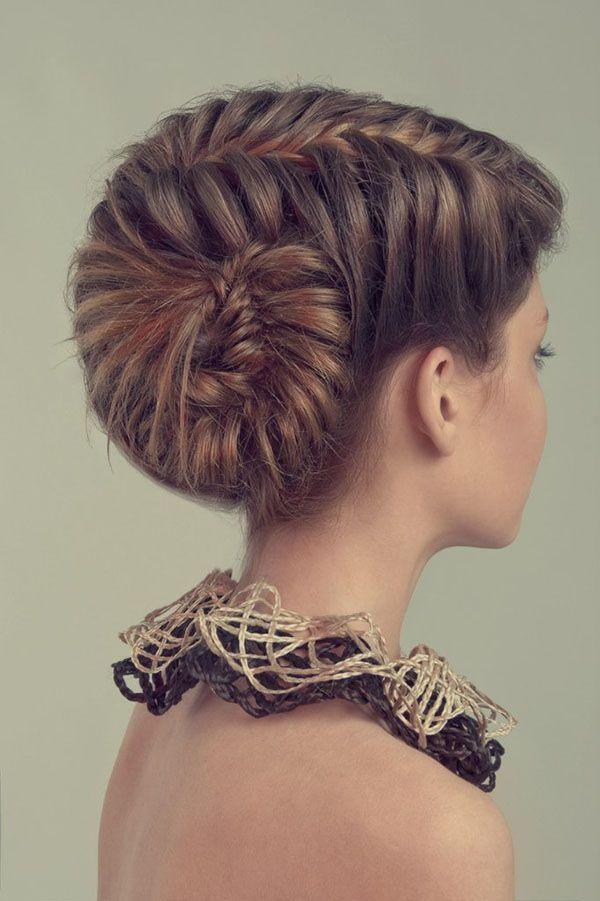 Creative Beautiful Hair And Makeup 22 New Wedding Hairstyles To Try  Puck