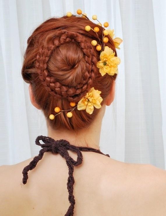 Hair Beautiful Hairstyles Weddbook