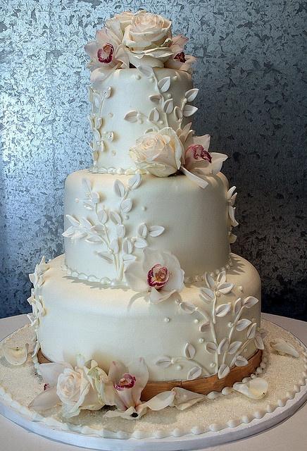 زفاف - كعكة