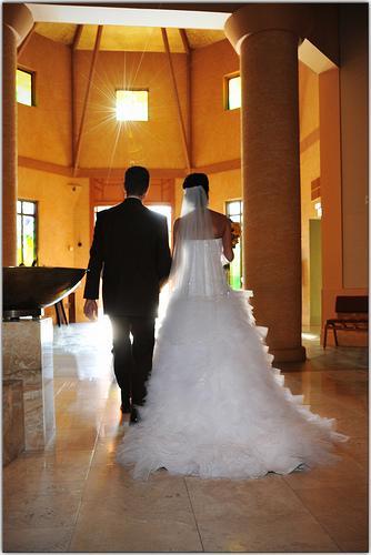 Mariage - Bénédiction de Dieu
