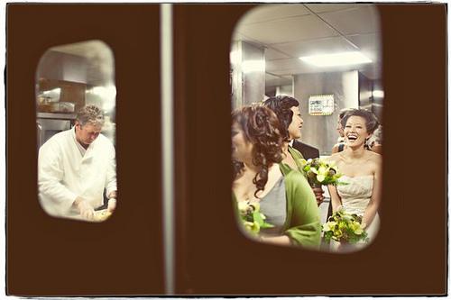 Wedding - L I N E. U P