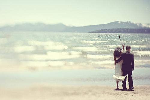 Wedding - L A K E