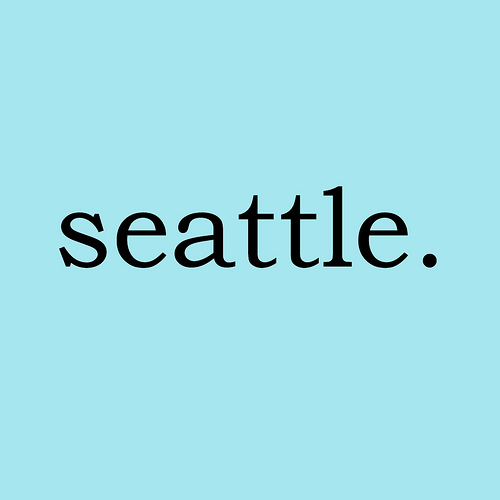 Wedding - Seattle :: March 24-27.