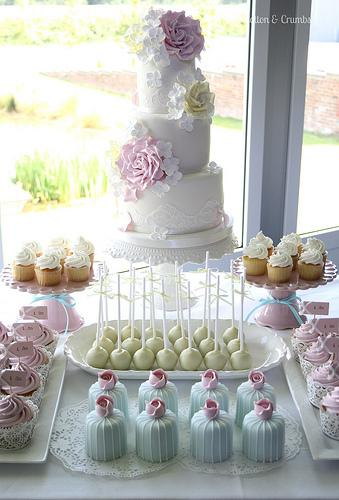 Wedding Cakes - Cake Table #1987575 - Weddbook