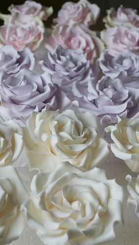 Свадьба - Сахарные Розы