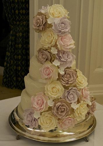 Свадьба - Мои сестры Свадебный торт