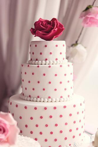 Mariage - Cath Kidston Inspiré Tableau de gâteau