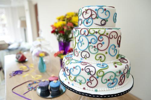 Mariage - Arc-en-Bride-0030 Gâteau