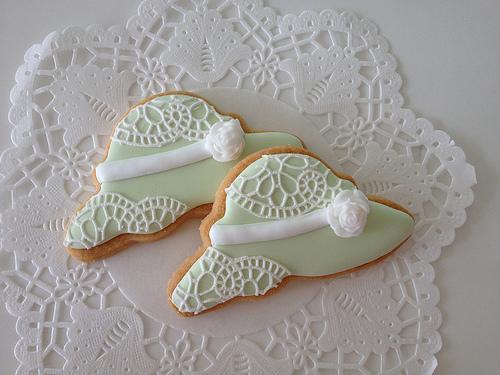 Свадьба - ВС Hat Печенье