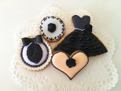 Свадьба - Прекрасный черный