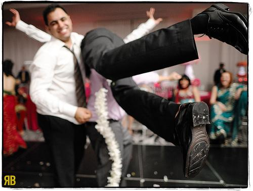 Wedding - Jumping Headfirst Into Life