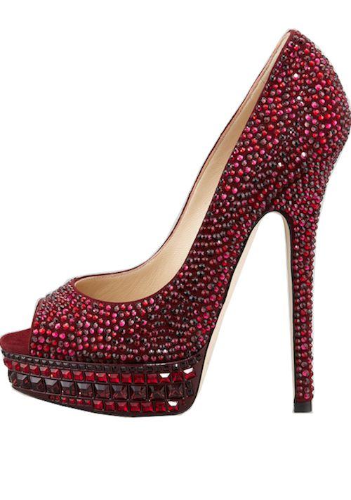 Hochzeit - Designer-Schuhe