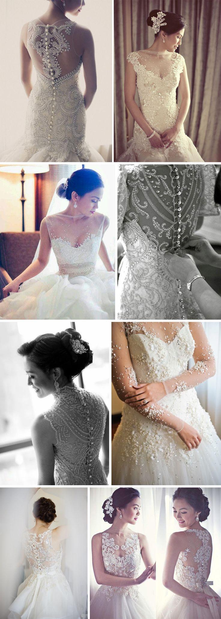 Wedding - Inspirações Vestidos