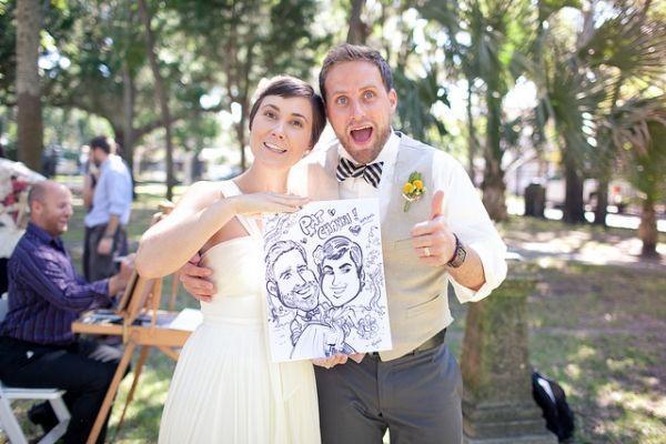 Jogos divertidos para o casamento 8