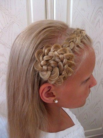 Свадьба - Flower Braid