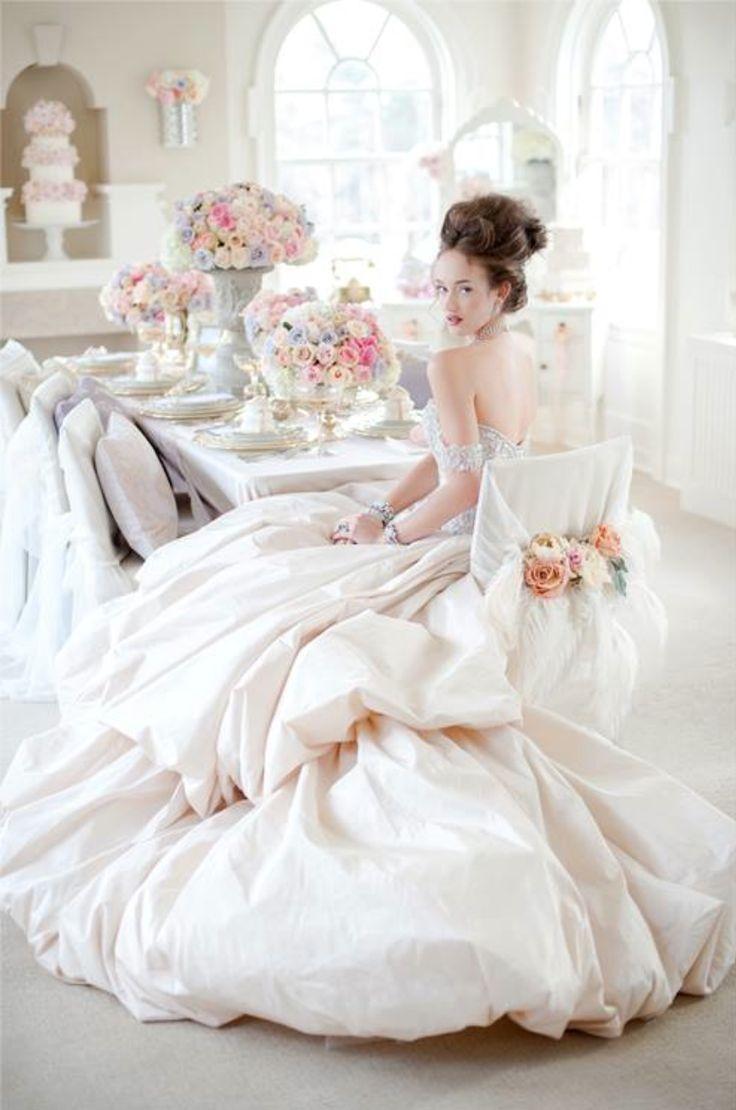 Photo marie antoinette themed shoot 2026645 weddbook for Marie antoinette wedding dress