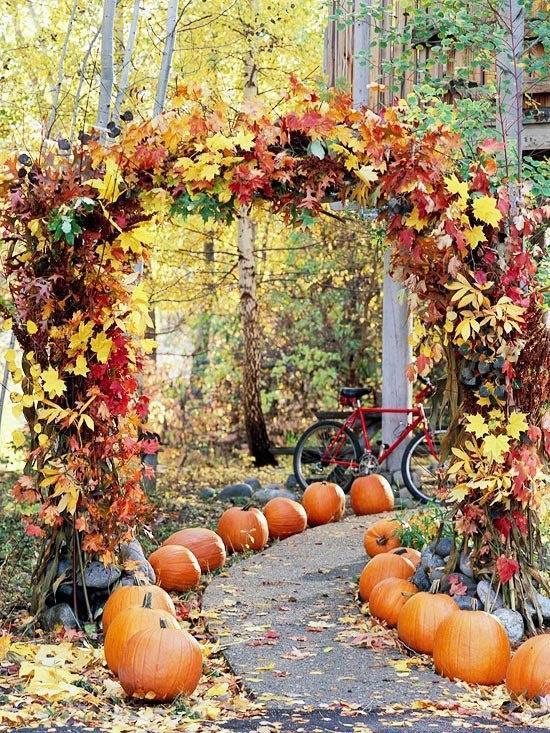 Fall Wedding - Fall Wedding And Decorating Ideas #2026874 - Weddbook