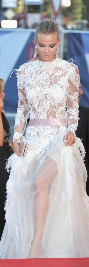 Wedding - Fiammetta Cicogna In Alberta Ferretti ♥