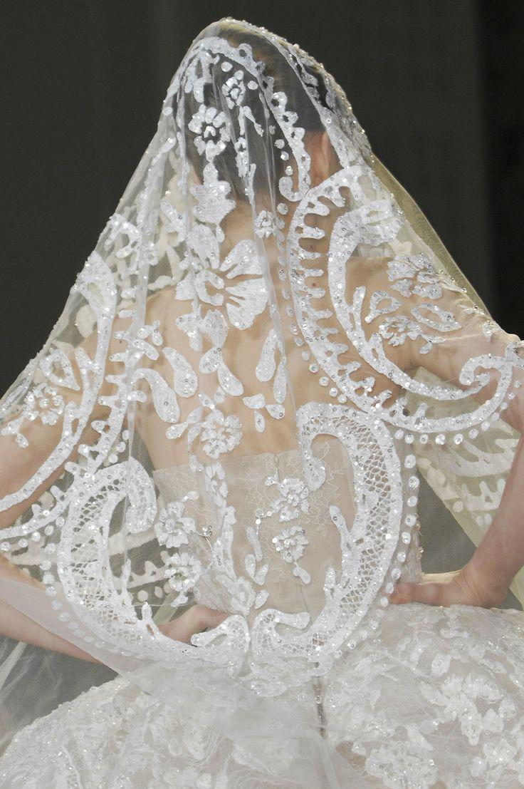 Свадьба - Elie Saab Spring 2013 Haute Couture