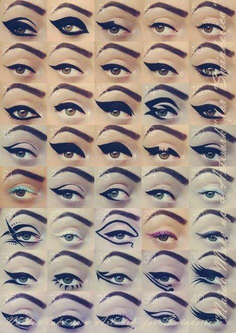 Свадьба - Eyeliner