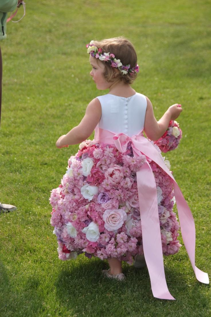 Sayles Livingston Design Floral Dress For Little Girl 2027170 ...