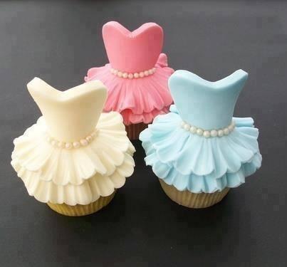 Cupcake Bridesmaid Dresses