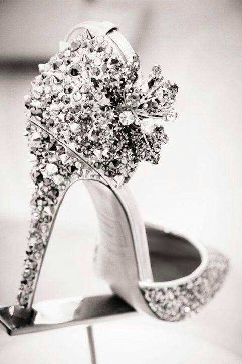 Mariage - Diamond Heels