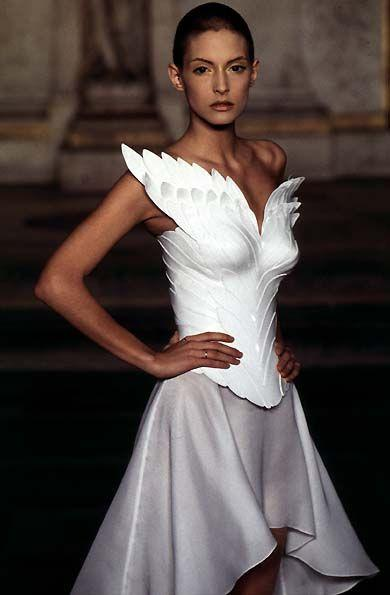 Wedding - 1997 - McQueen 4 Givenchy Couture Show
