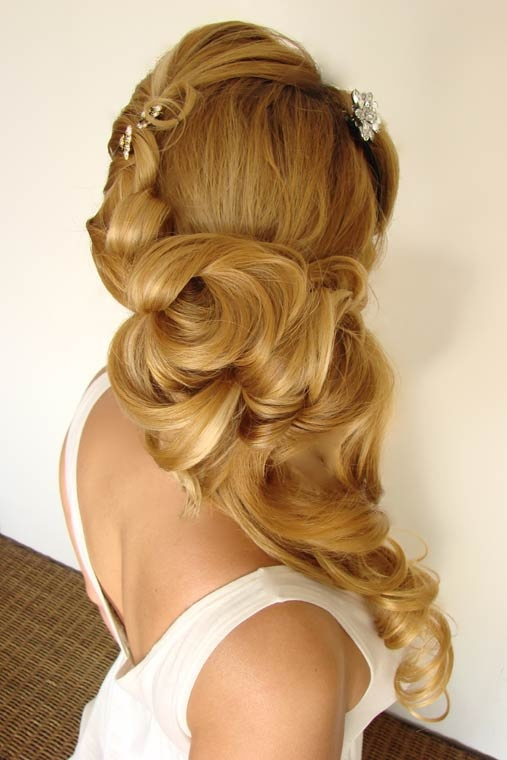 Hochzeit - Hair Styling Services by All About Wedding